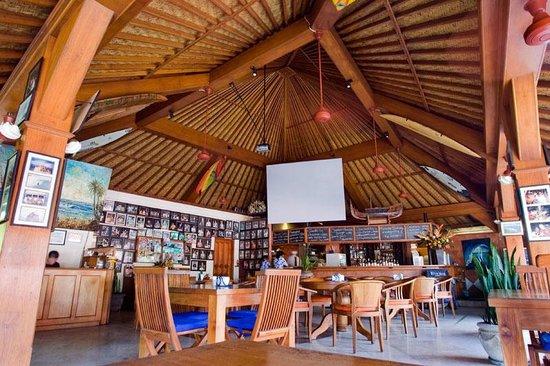 The Balcony Restaurant Bali: the Balcony