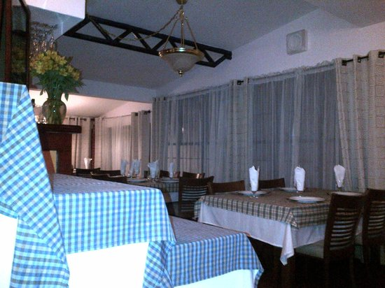 San Domenico: View from my table 2