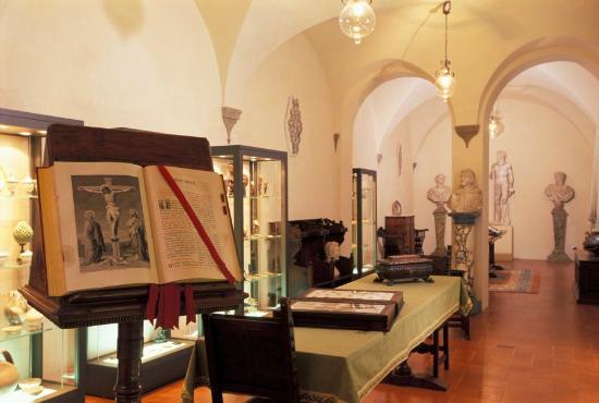 Ivan Bruschi House & Museum: Sala degli Imperatori