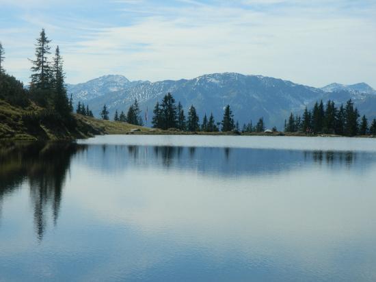 Hotel Jakobwirt: Mountain Lake