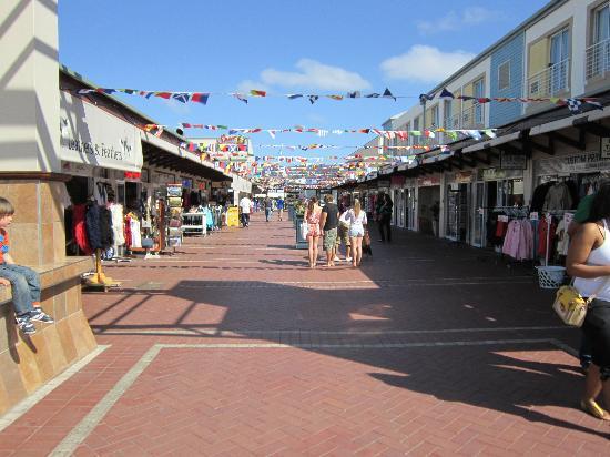The Waterfront Knysna Quays: Shops galore!