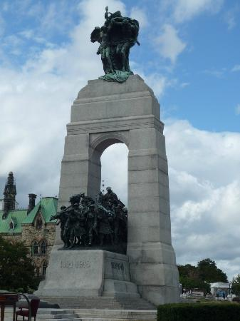 National War Memorial: Canadian War Memorial