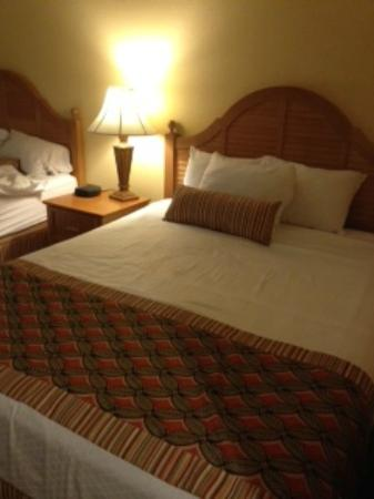 Holiday Inn Club Vacations At Orange Lake Resort: Double bed room