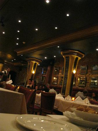 Penn's View Hotel: Ristorante Panorama bar area