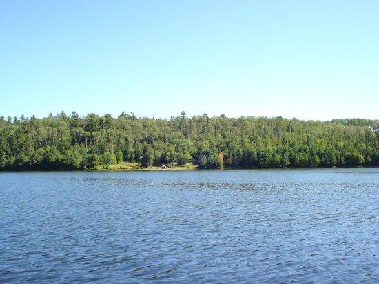 Parque Nacional de Voyageurs, MN: Namakan Island
