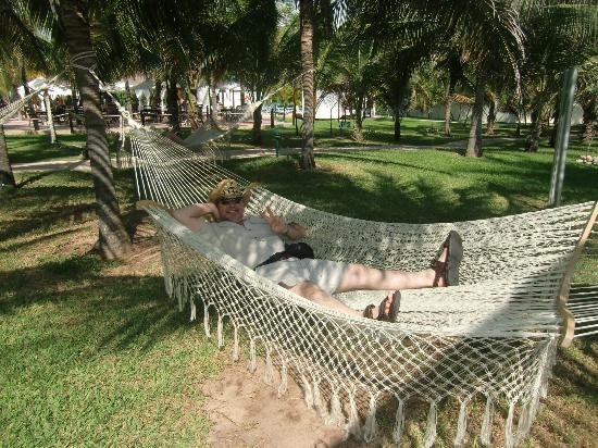 El Dorado Royale, a Spa Resort by Karisma: Hammocks here and there
