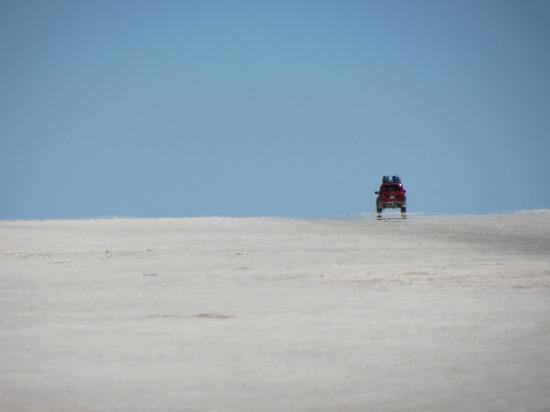 Солончак Уюни: Salar de Uyuni