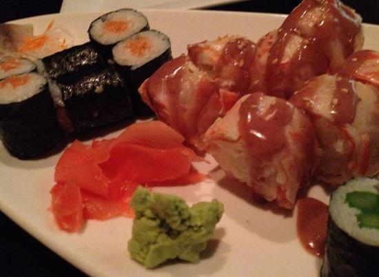 Nagoya Sushi: Sushi