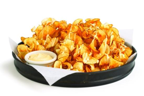 Casey's Grill Bar in Boucherville : Tornado Potato