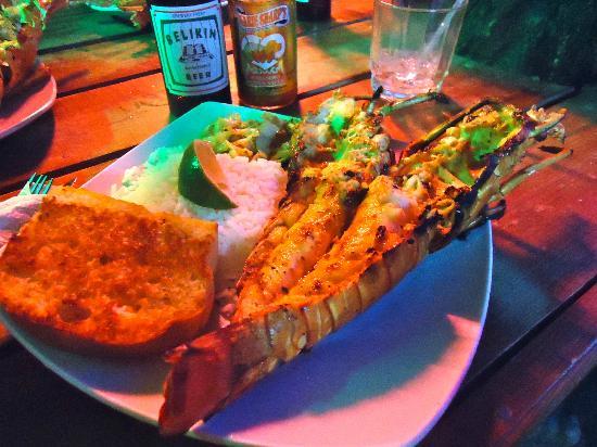 Lobster Dish @ ENJOY