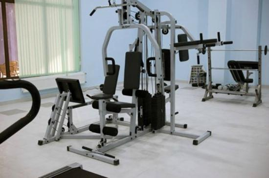 Oguz, Aserbaidschan: Fitness club