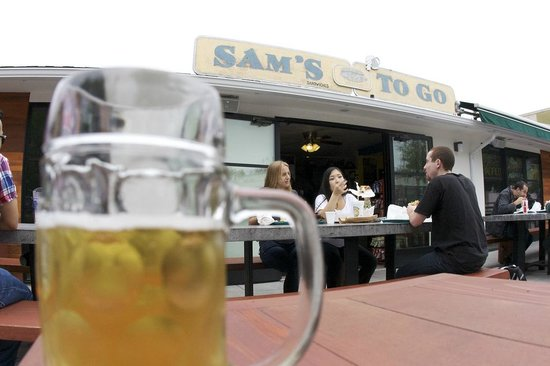 Goleta, CA: Sam's To Go
