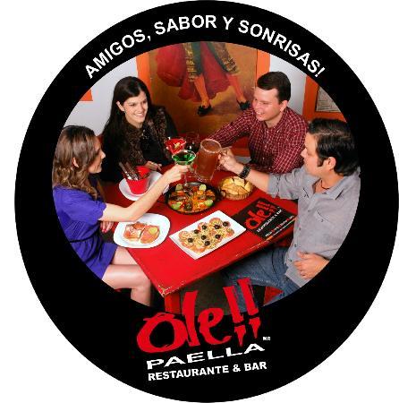 Ole Paella: AMIGOS OLE!!