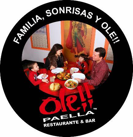 Ole Paella: FAMILIAS OLE!!