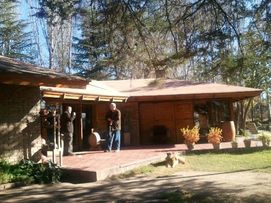 Lujan de Cuyo B&B: Main House at Lujan de Cuyo B&B 