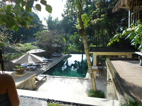 piscine picture of komaneka at monkey forest ubud. Black Bedroom Furniture Sets. Home Design Ideas