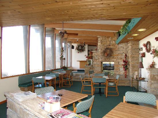 Forty Winks Inn: Lisa Marie's Cafe