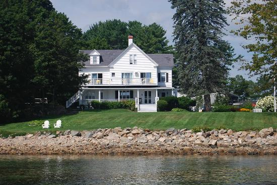Dockside Guest Quarters and Restaurant: Maine House