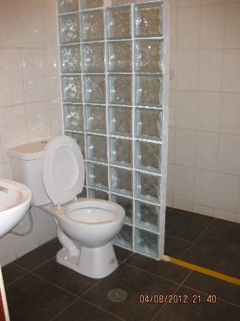 Hotel Puerto Amazonico: bathroom