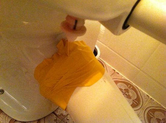 Landhotel Reisingers Bayerische Alm: Toilette