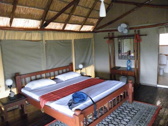 Manyara Wildlife Safari Camp: habitación