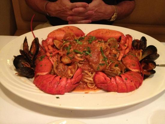 Bravo Roberto: Zuppa de Pesce with Lobster