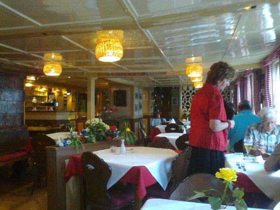 Schonach, Jerman: Schwanen Restaurant