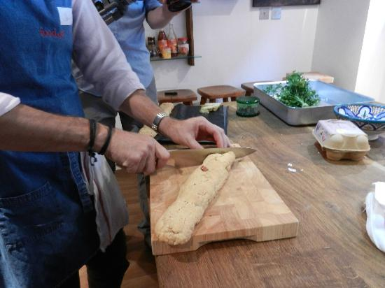 Food at 52: Learning knife skills
