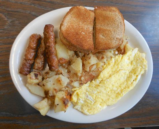 Pavlos' Restaurant: Breakfast