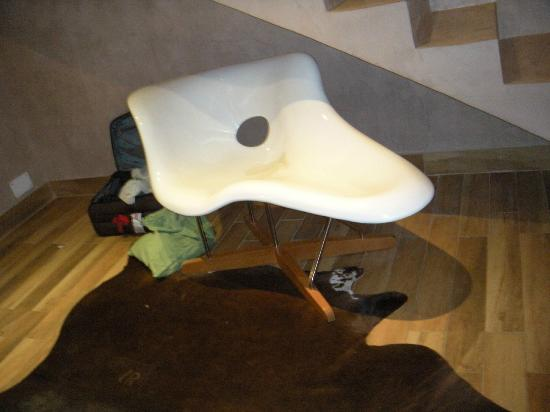 Hotel Des Pins: junior suite