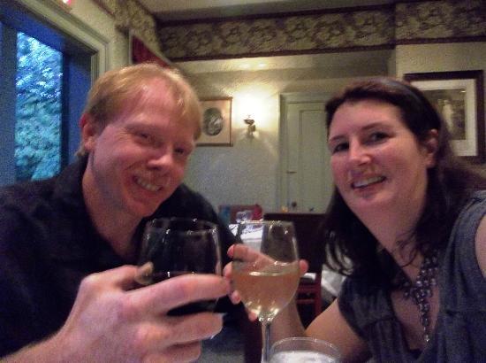 Glen Iris Inn Restaurant Reviews