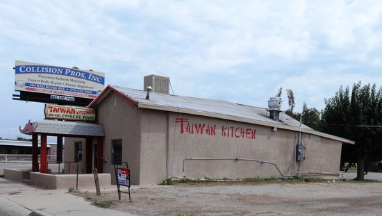 Taiwan Kitchen Alamogordo New Mexico