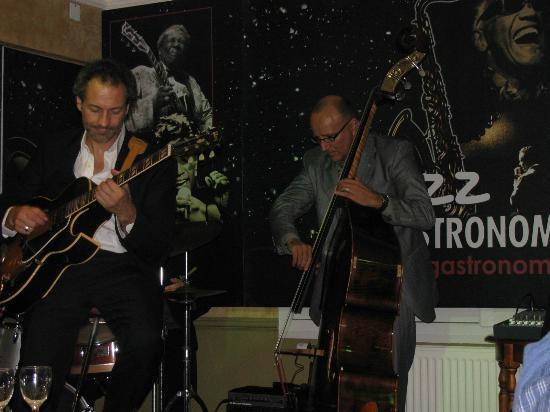 Restaurant les Platanes : Soirée Jazz : les musiciens