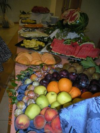 I Melograni: frutta