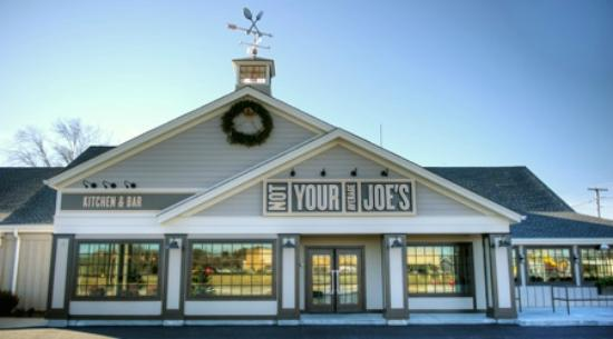 Not Your Average Joe's: Exterior