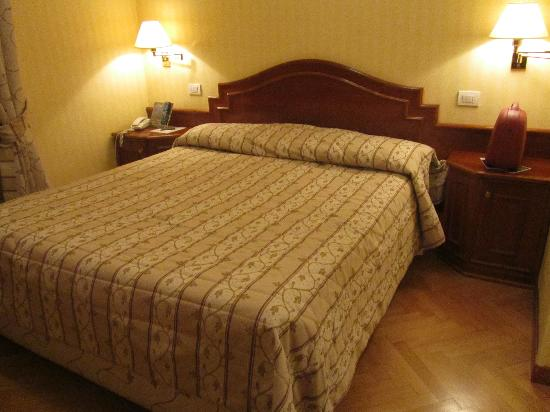 Hotel Victoria: double room