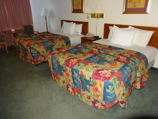 Days Inn Alamosa: Zimmer