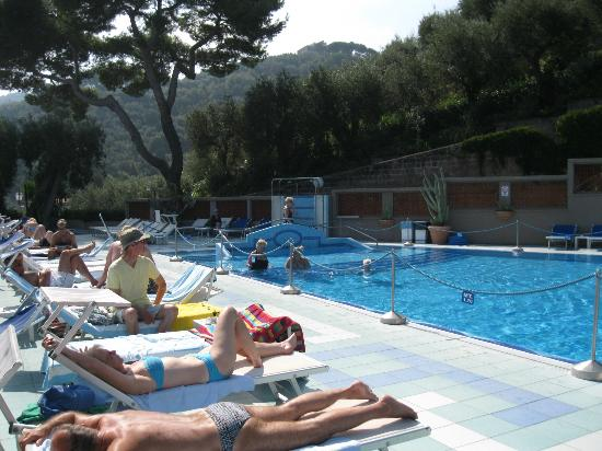 Hotel Bristol: pool