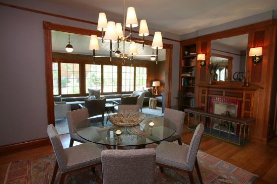 The Outlook Lodge: Lodge Dining Room