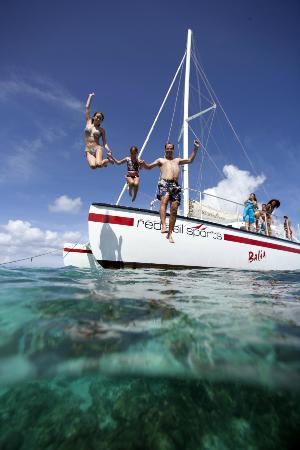 Red Sail Sports Aruba: Fun in the sun!