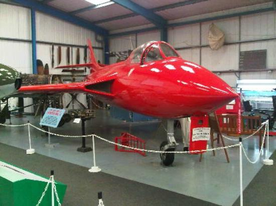 Tangmere Military Aviation Museum: High Speed Hunter Mk3