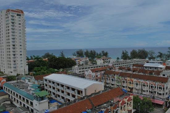 Centara Karon Resort Phuket: Ocean View