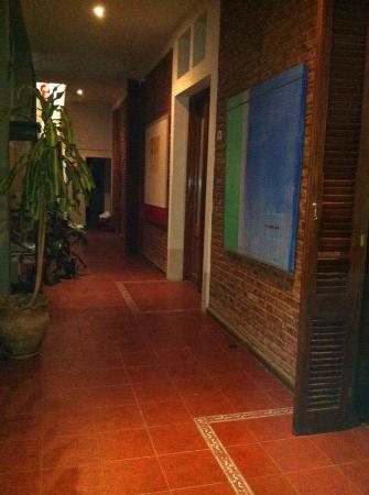 Viejo Telmo: pasillo