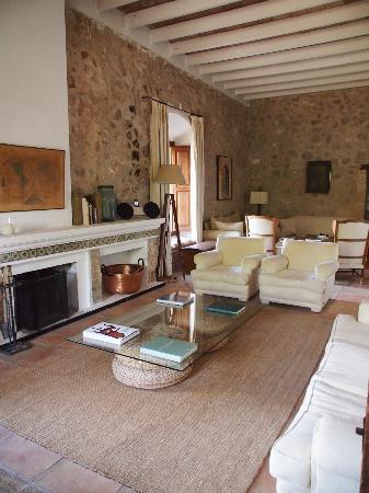 Mirabo de Valldemossa: Living room