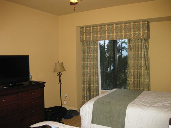 Lake Eve Resort: Second bedroom