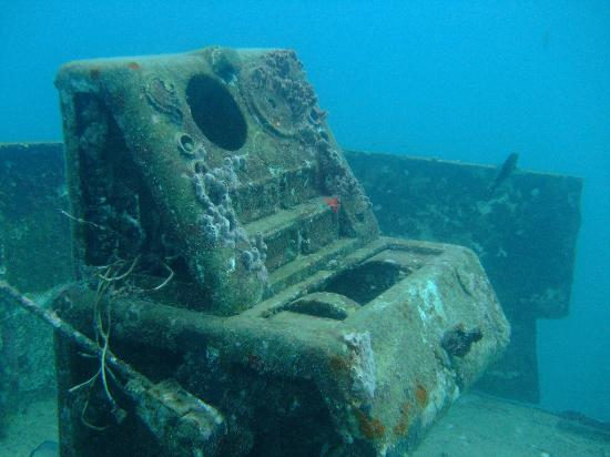 Diving Dominican Republic: Wreck diving