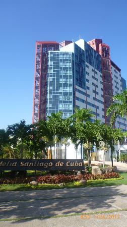 Paradisus Rio de Oro Resort & Spa: Hotel Melia Santiago de Cuba 