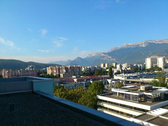 Appartea Hotel et Residence: Mountain view