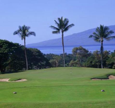 Kaanapali Kai Course at Kaanapali Golf Resort: one of the manu ocean views