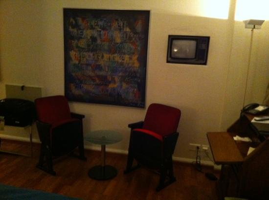 Altstadt Hotel: room 15